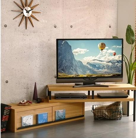 回転可能テレビ台