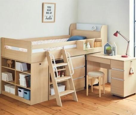 木製システムベッド2