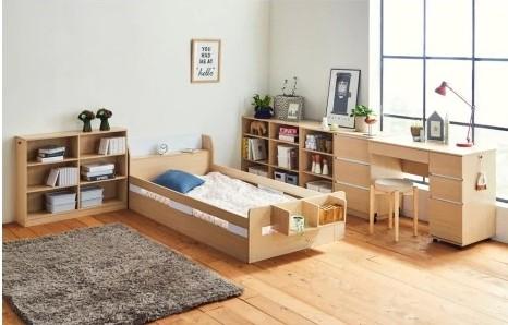 木製システムベッド