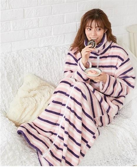 着る毛布2
